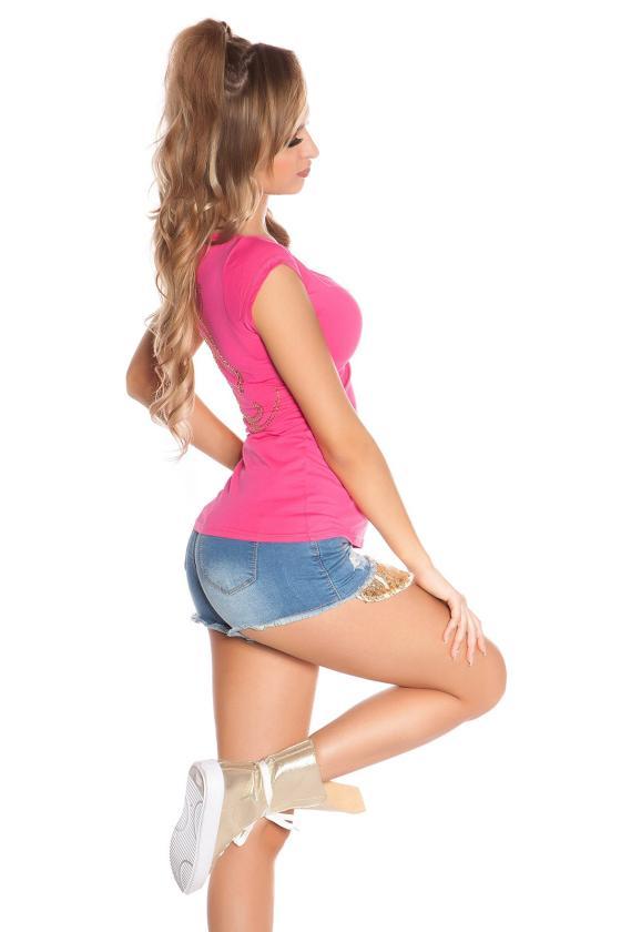 Bordinės spalvos megzta suknelė_171287