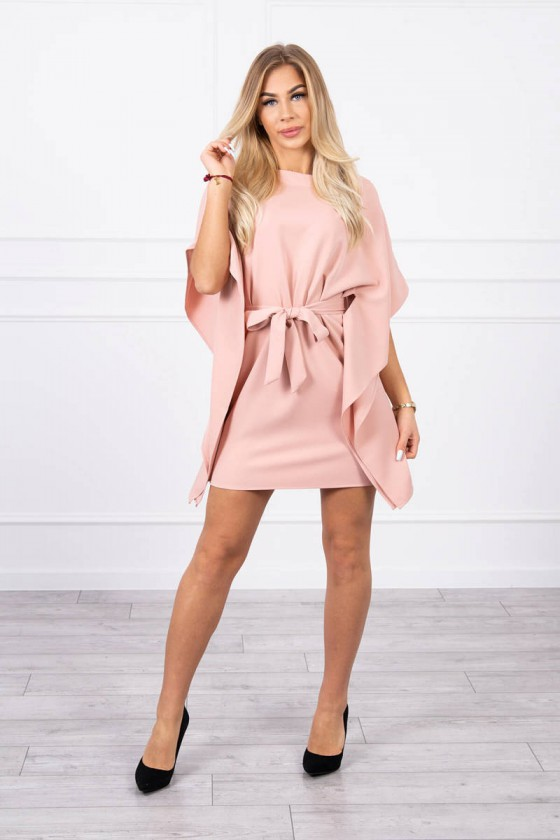 Purvinos rausvos spalvos suknelė 9016_171750