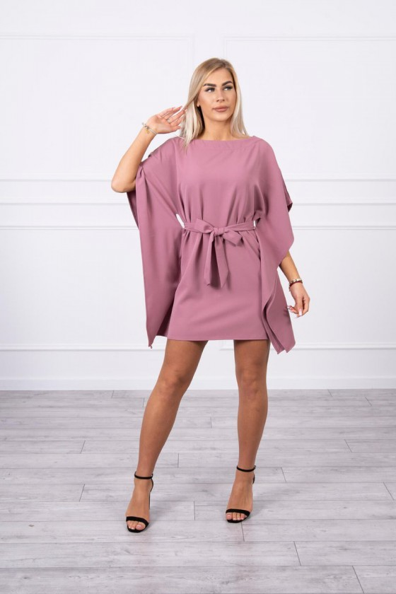 Alyvų spalvos suknelė 9016_171764