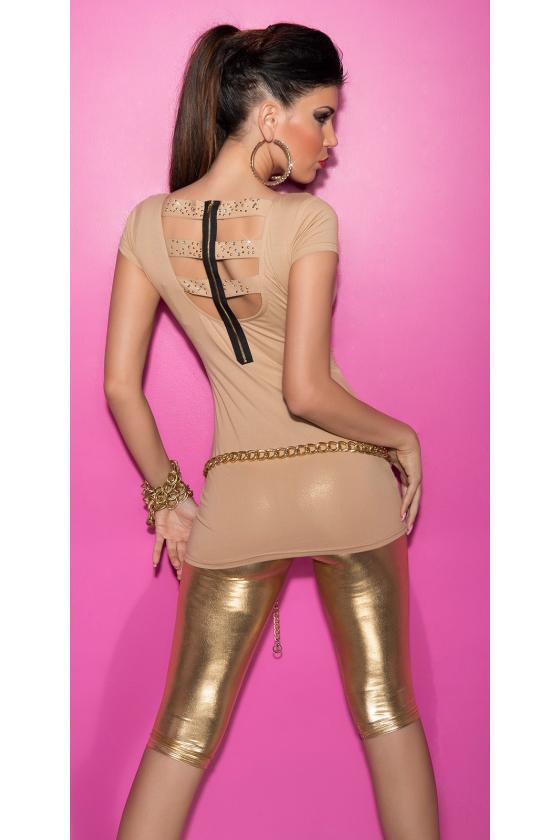 Baltos spalvos megztinis 20624