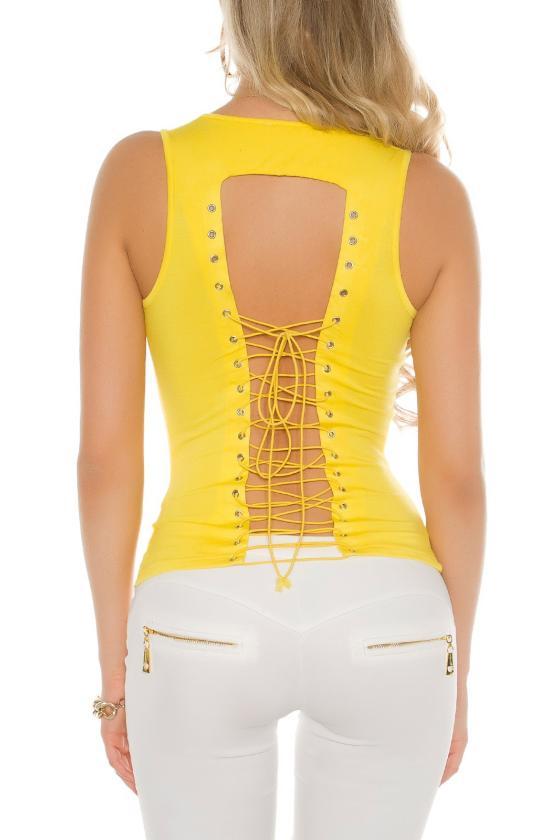 Juodos spalvos megzta suknelė su dirželiu_172059