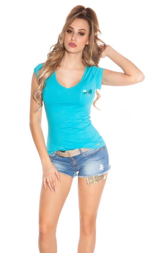 Baltos spalvos asimetriška suknelė_172095