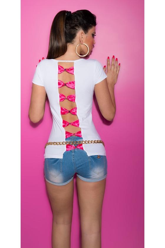 Rausvos spalvos oversize suknelė_172124