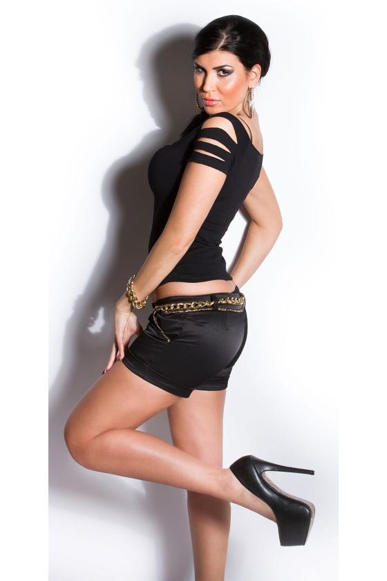 Rausvos spalvos oversize suknelė