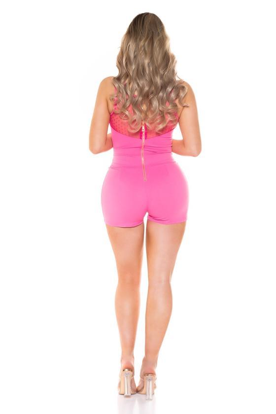 Juodos spalvos oversize suknelė_172144