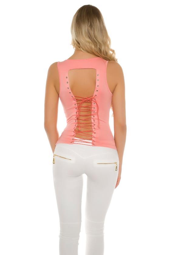 Juoda šlapio efekto suknelė_172965