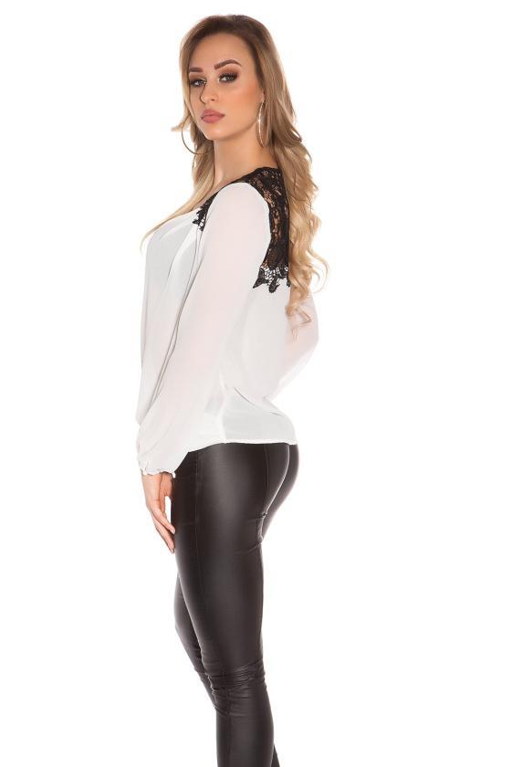 Šlapio efekto sidabrinė mini suknelė_173092