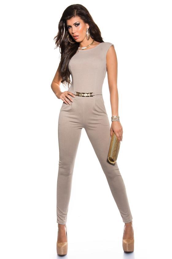 Žalios spalvos satino imitacijos mini suknelė_173631