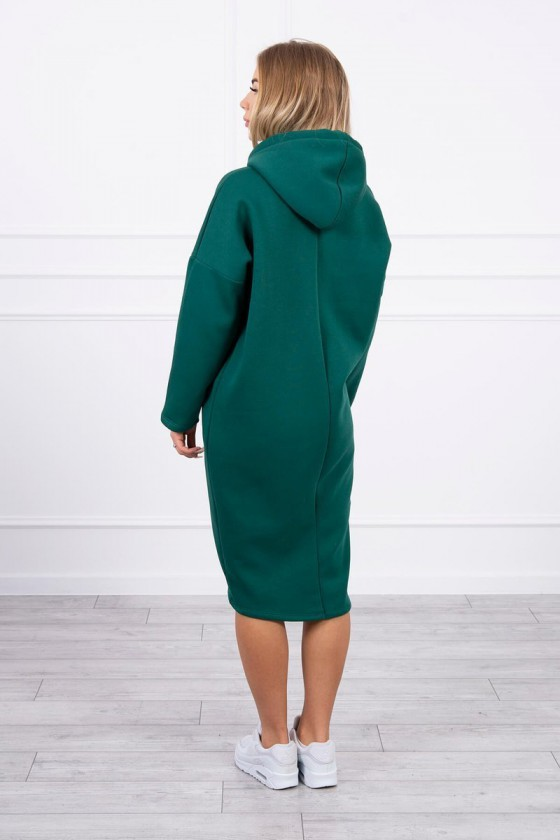 Žalios spalvos suknelė  9168_174253