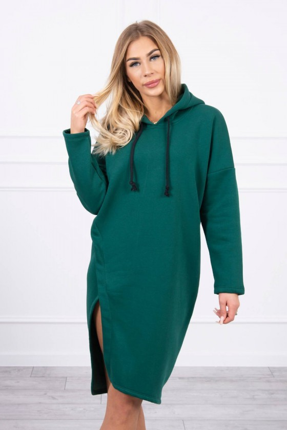 Žalios spalvos suknelė  9168