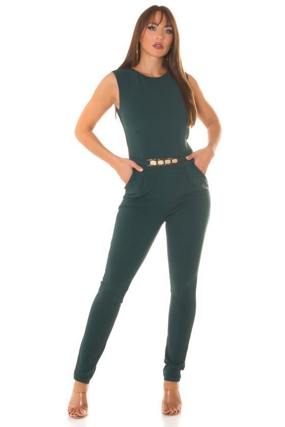 Juodos spalvos minimalistinė suknelė_174367