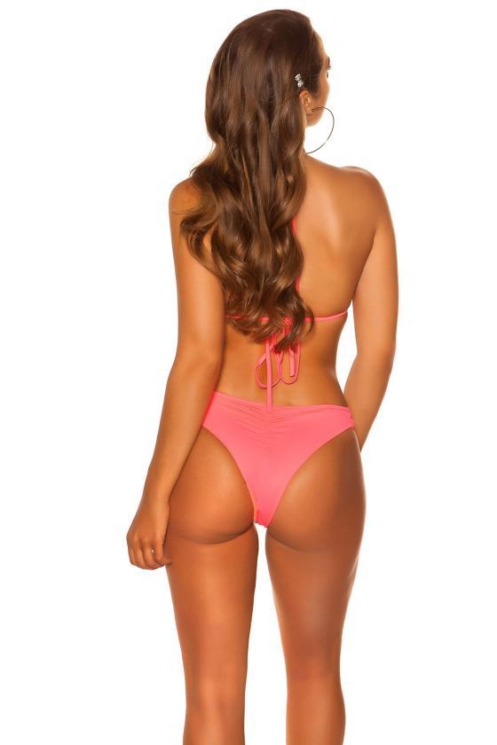 Juodos spalvos šilta suknelė 5081