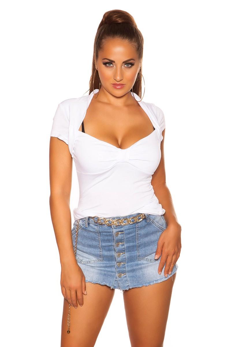 Baltos spalvos šilta suknelė 5081_174679
