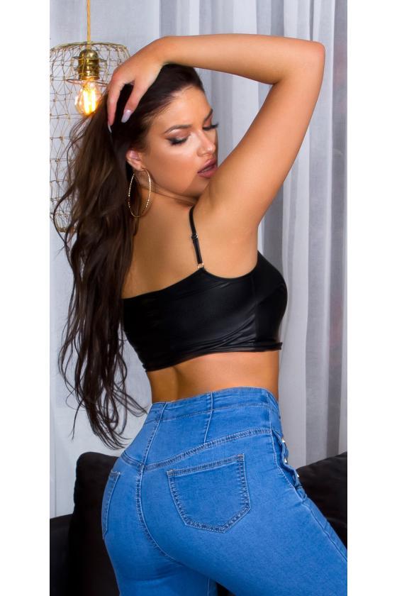 Baltos spalvos šilta suknelė 5081