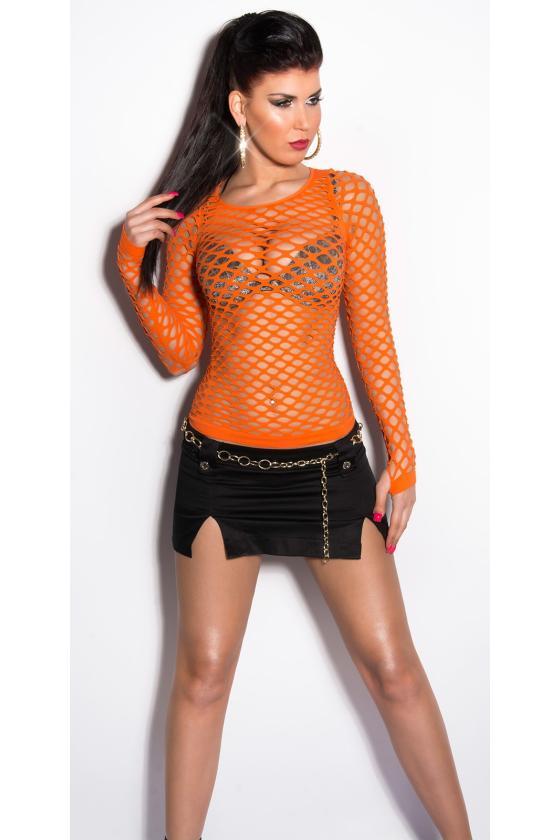 Marškinių stiliaus suknelė su dirželiu_174761