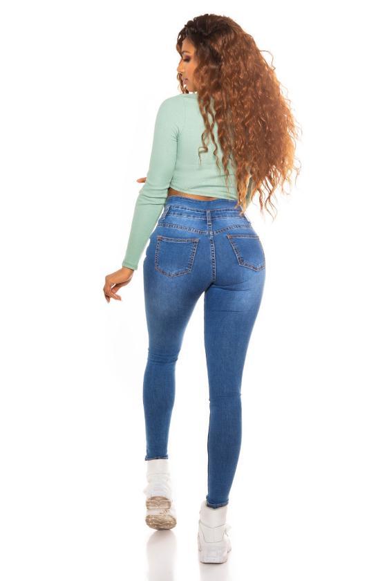Violetinės spalvos dviejų dalių komplektas su šortais_176097