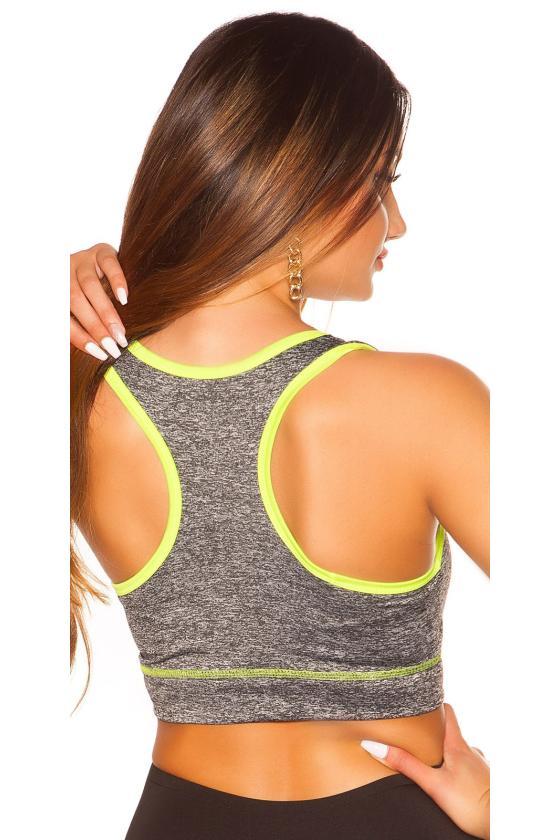 """Alyvų spalvos marškinėliai trumpomis rankovėmis """"Kiss""""_176183"""