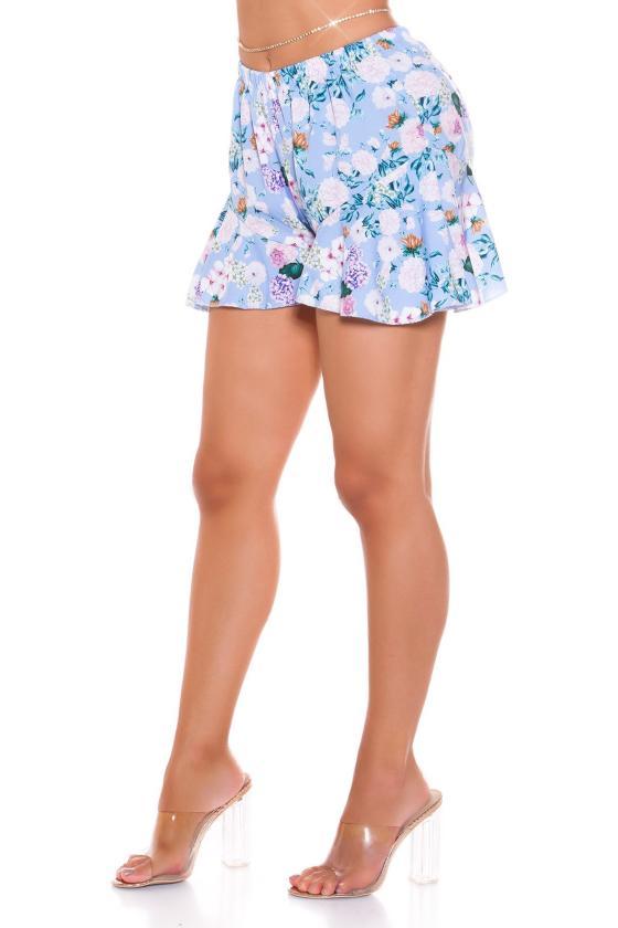 Raudonos spalvos oversize tunika su aplikacija_176382