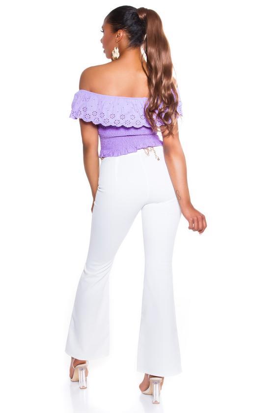 Smėlio spalvos satino imitacijos pižama_176655