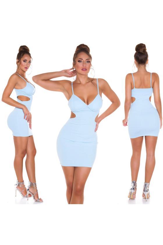 Baltos spalvos satino imitacijos pižama_176671