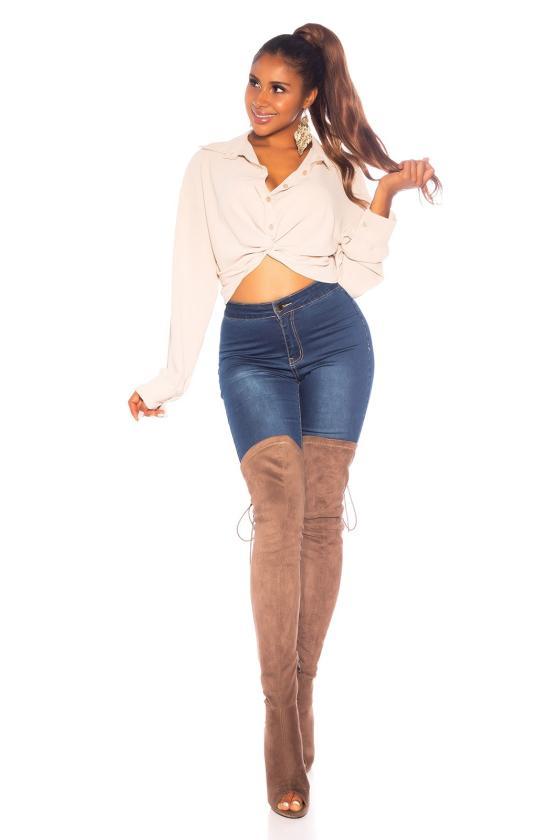 Juodos spalvos satino imitacijos pižama_176687