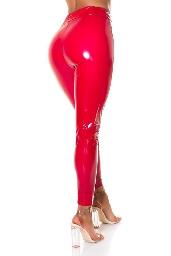 Ilga gyvatės rašto suknelė su praskiepais