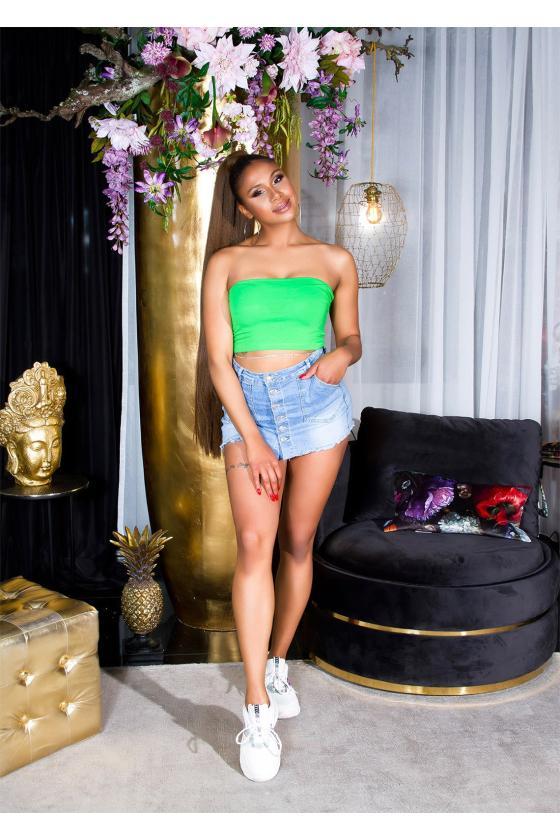 Violetinės spalvos suknelė 2in1_177929