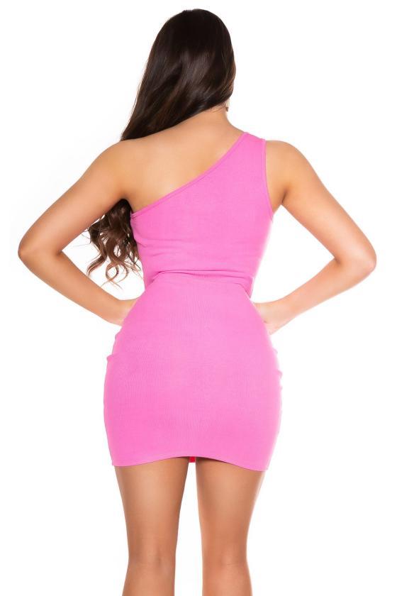 Kapučino spalvos odos imitacijos laisvalaikio kelnės_178026