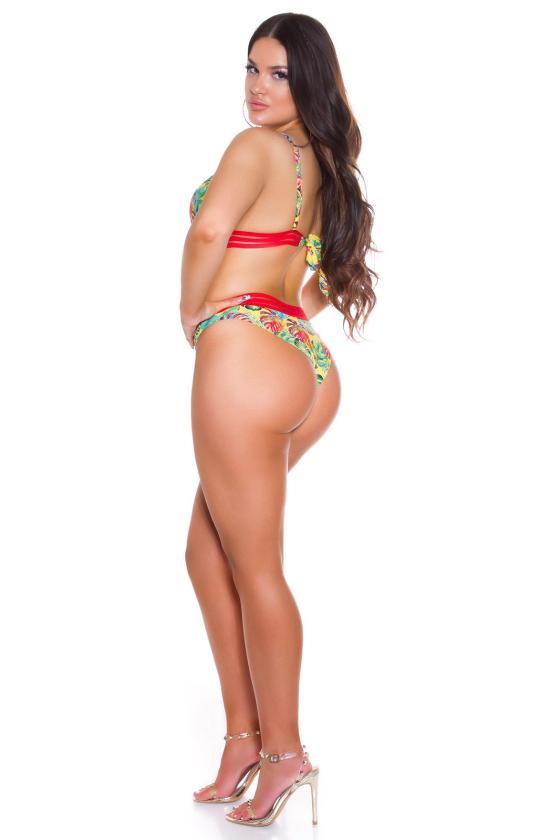 Neoninė rožinė laisvalaikio suknelė 8982_178332