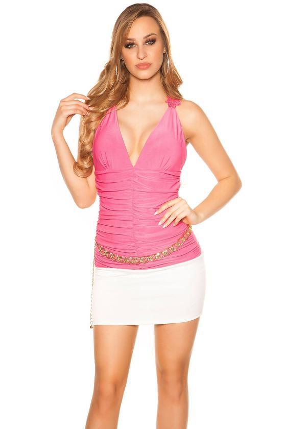 Сhaki spalvos laisvalaikio suknelė 8982_178367