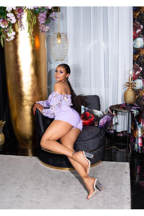Baltos spalvos suknelė OFF-WHITE