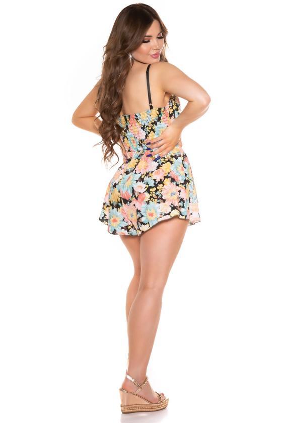 Žalios spalvos suknelė OFF-WHITE_178776