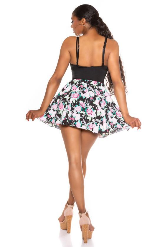 Alyvų spalvos suknelė OFF-WHITE_178782