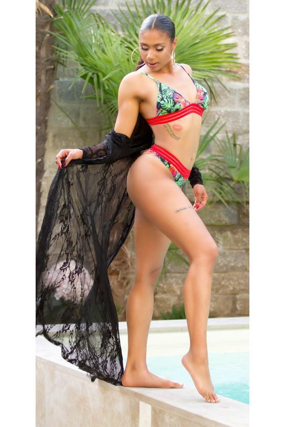 Persikų spalvos suknelė OFF-WHITE_178785