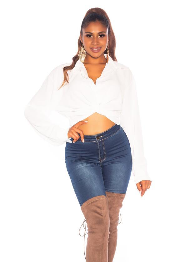 Neoninės geltonos spalvos suknelė OFF-WHITE