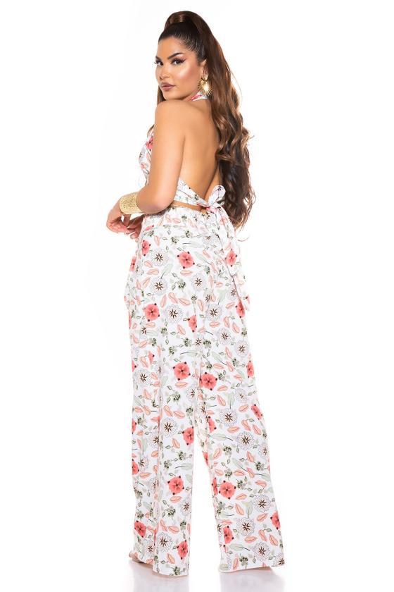 Rausvos spalvos suknelė OFF-WHITE_178797