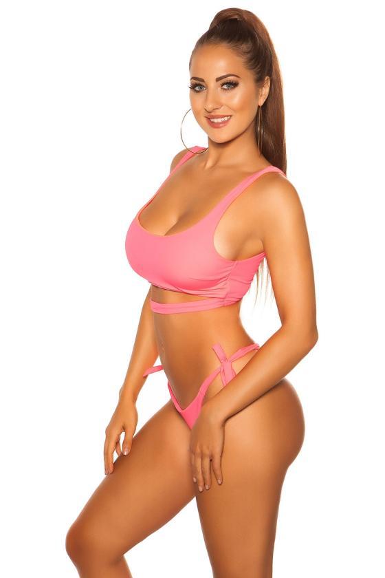 Smėlio spalvos suknelė dekoruota nėriniais_179825