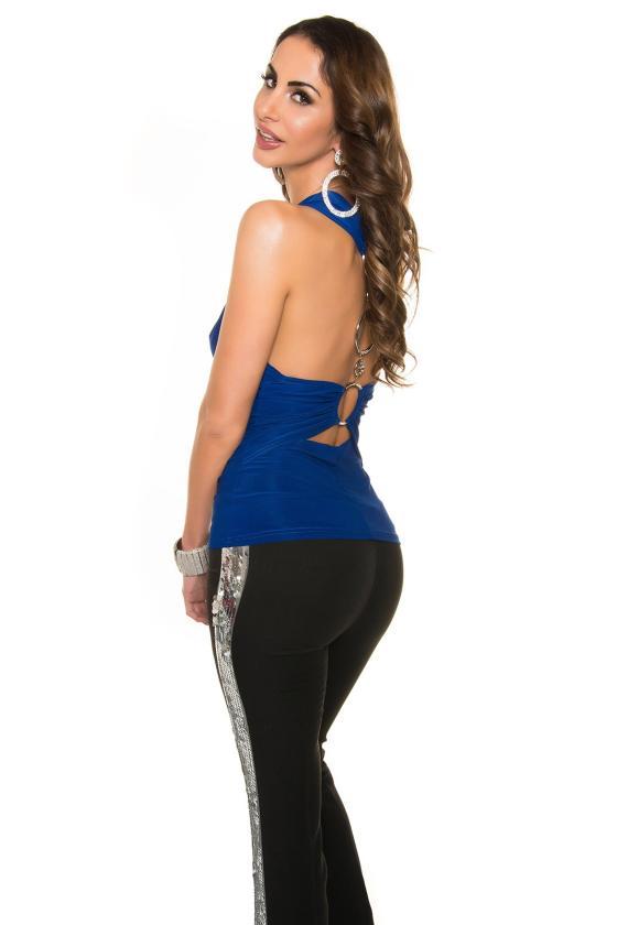 """Bordinės spalvos suknelė """"Anita""""_179880"""