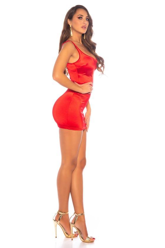 Žalios spalvos megztas kostiumas_180370