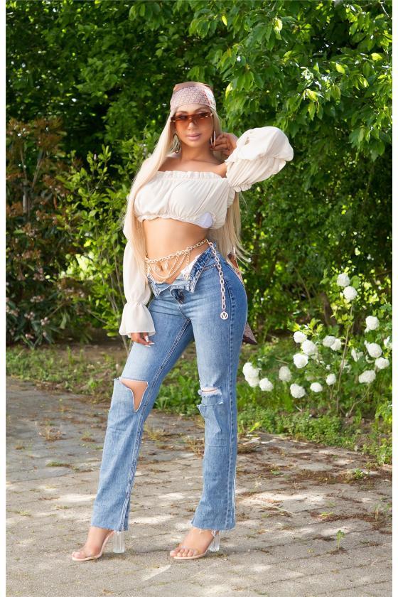 Žalios spalvos megztas kostiumas_180371