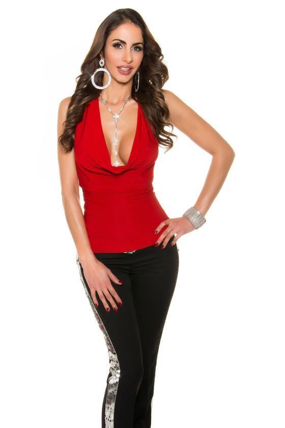 Mėlynos spalvos megztas kostiumas_180383