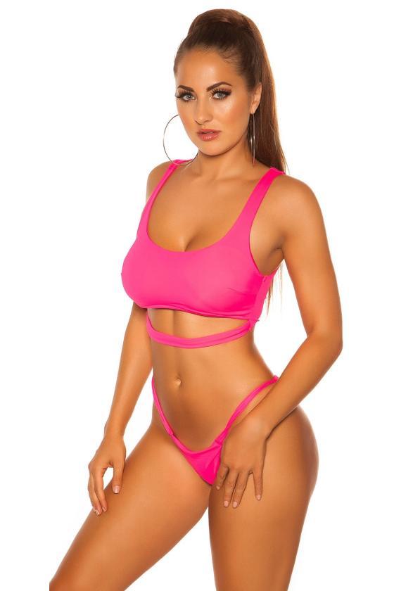 Stilingas kardiganas su džinsų spalvos juostomis