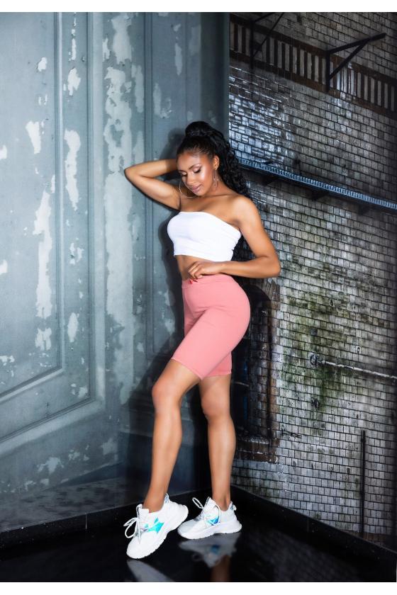 Neoninės geltonos spalvos bliuzonas 0160_180621