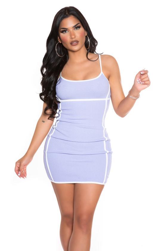 Neoninės rožinės spalvos bliuzonas 0160_180626