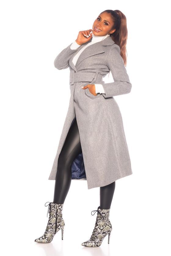 Elegantiška raudona suknelė su nėrinių intarpais_183235