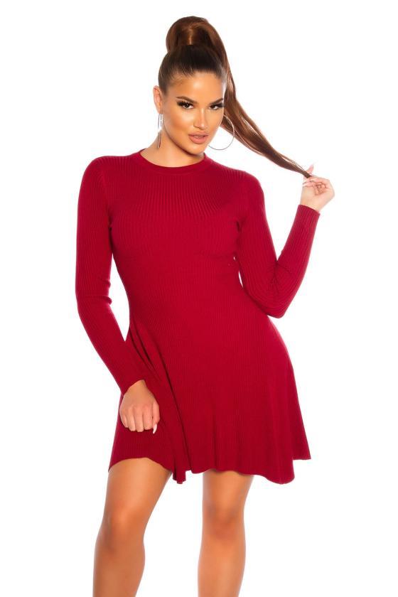 Žalios spalvos oversize modelio suknelė 152588 Makadamia_184579