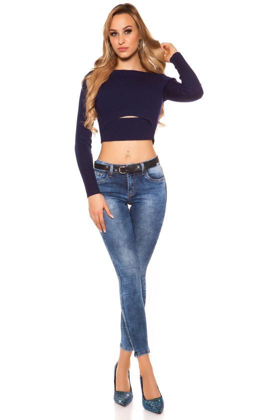 Baltos spalvos marškinėliai trumpomis rankovėmis_186165