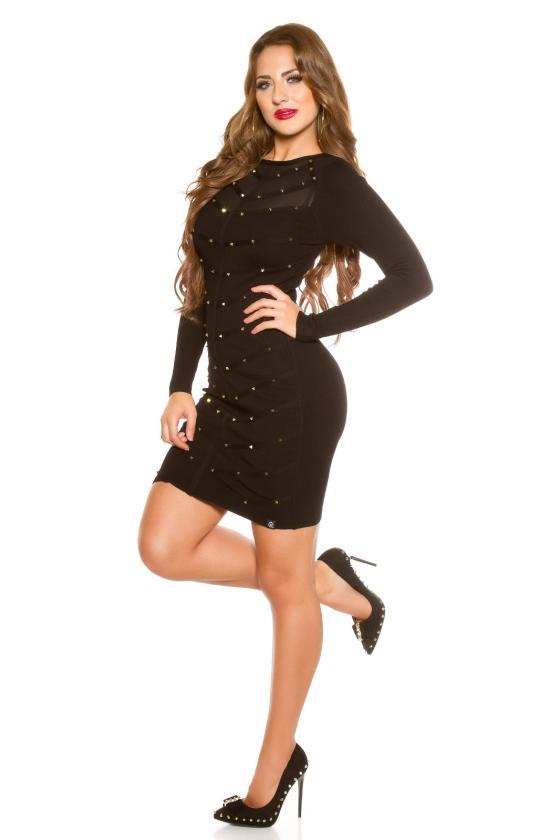 Neoninės rožinės spalvos marškinėliai trumpomis rankovėmis_186173