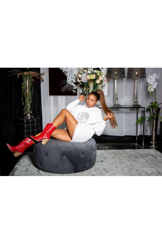 Neoninės geltonos spalvos marškinėliai trumpomis rankovėmis_186183