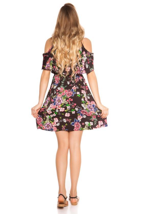 Alyvų spalvos marškinėliai trumpomis rankovėmis_186195